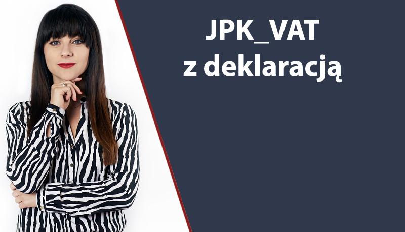 Szkolenie z JPK VAT 2020